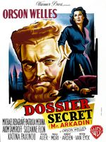 Affiche Monsieur Arkadin - Dossier secret