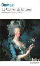 Couverture Le Collier de la Reine