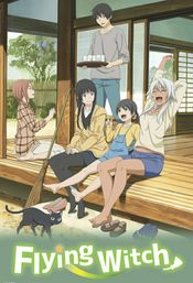 Affiche Flying Witch