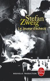 Couverture Le Joueur d'échecs