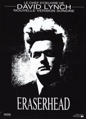 Affiche Eraserhead