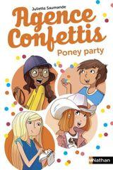 Couverture Poney party