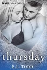 Couverture Thursday (Timeless Series #4)