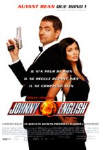 Affiche Johnny English