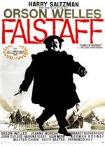 Affiche Falstaff