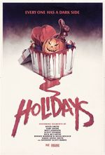 Affiche Holidays