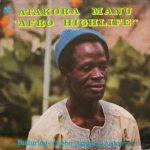 Pochette Afro Highlife