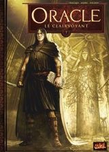 Couverture Le clairvoyant - Oracle, tome 7