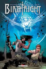 Couverture L'Appel - Birthright, tome 2