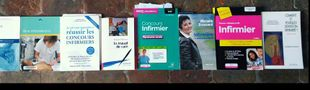 Cover Profession infirmière - Lecture