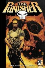 Couverture The Punisher: Welcome Back, Frank