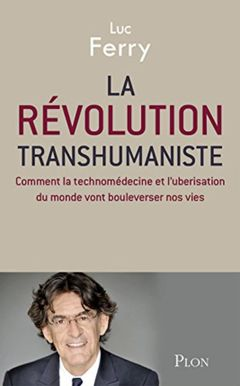 Couverture La révolution transhumaniste