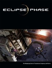 Couverture Eclipse Phase