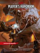 Couverture Dungeons and Dragons : Player's Handbook