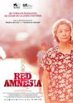 Affiche Red Amnesia