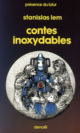 Couverture Contes inoxydables