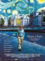 Affiche Minuit à Paris