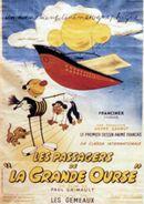 Affiche Les Passagers de la Grande Ourse