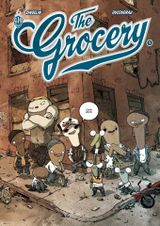 Couverture The Grocery, tome 1