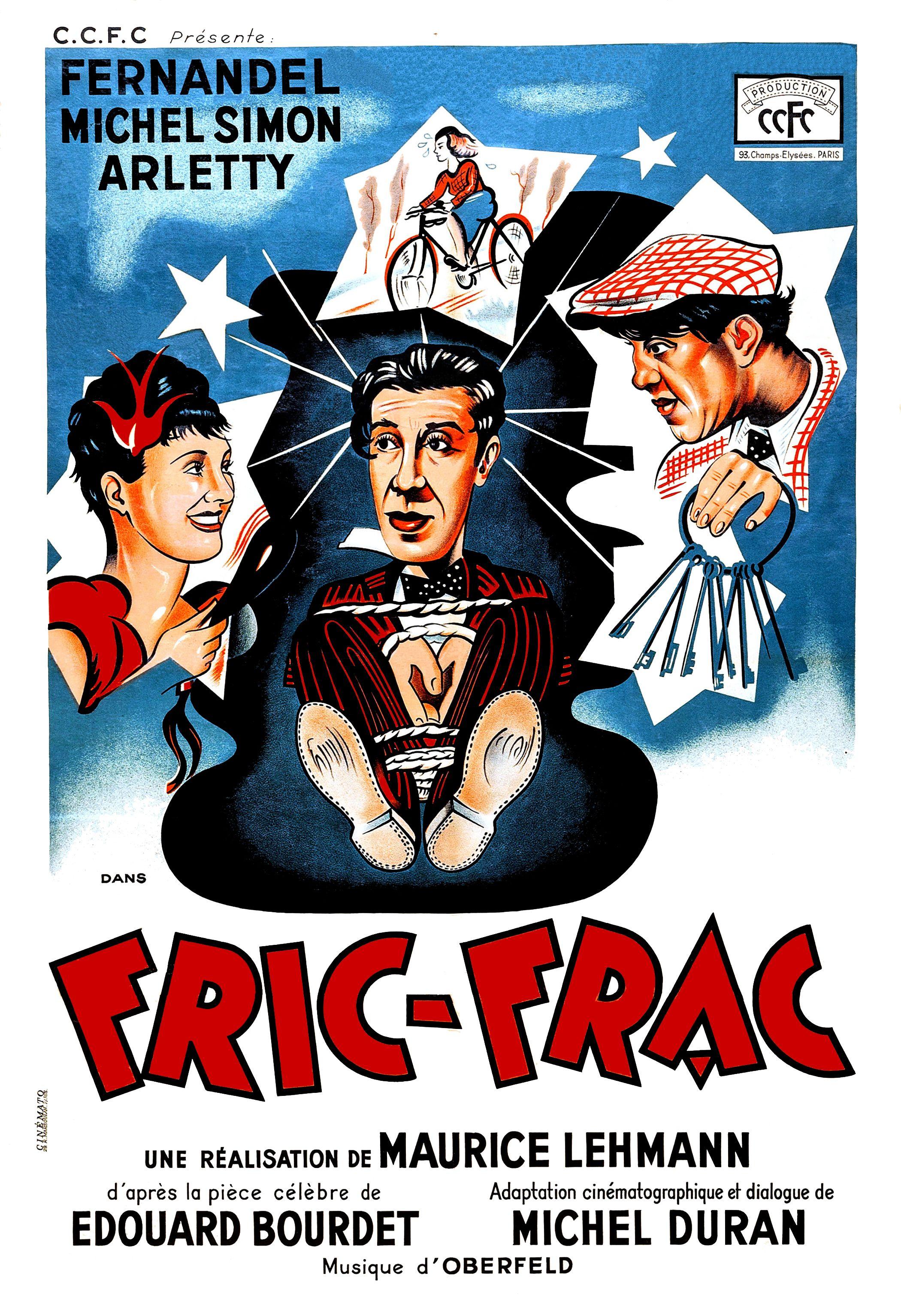 Votre dernier film visionné - Page 17 Fric_frac
