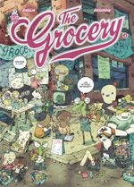 Couverture The Grocery, tome 3