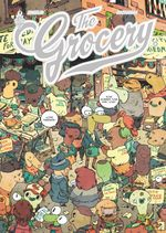 Couverture The Grocery, tome 4