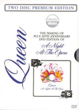 Affiche Queen: The Making of A Night at the Opera