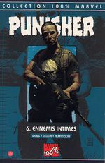 Couverture Ennemis intimes - Punisher (100% Marvel), tome 6
