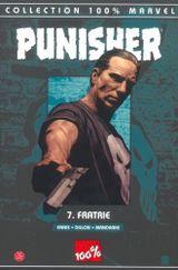 Couverture Fratrie - Punisher (100% Marvel), tome 7