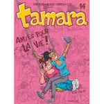 Couverture Amies pour la vie - Tamara, t. 14