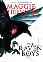 Couverture The Raven Boys