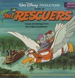 Pochette Walt Disney Productions' Story of the Rescuers (OST)