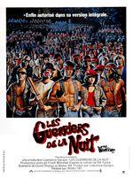 Affiche Les Guerriers de la Nuit