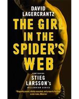Couverture The girl in the spider's web
