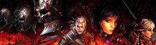 Cover Les meilleurs jeux de dark fantasy