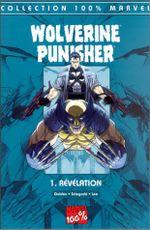 Couverture Wolverine / Punisher : Révélation