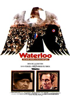 Affiche Waterloo