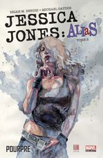 Couverture Pourpre - Jessica Jones : Alias, tome 2