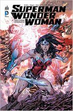 Couverture Très chère vengeance - Superman & Wonder Woman, tome 2
