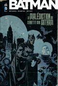 Couverture Batman : La malédiction qui s'abattit sur Gotham
