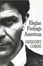 Couverture Elegiac Feelings American: Poetry