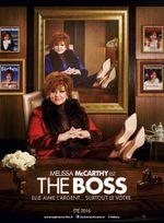 Affiche The Boss