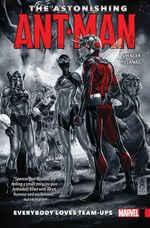 Couverture Everybody Loves Team-Ups - The Astonishing Ant-Man (2015), tome 1