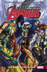 Couverture The Magnificent Seven - All-New, All-Different Avengers (2015), tome 1