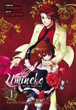 Couverture Umineko When They Cry - Legend of the Golden Witch