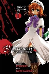 Couverture Higurashi When They Cry