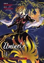 Couverture Umineko When They Cry - Episode 2 : Turn of the Golden Witch