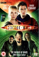 Affiche Doctor Who : The Water of Mars