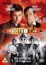 Affiche Doctor Who : The Next Doctor