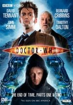 Affiche Doctor Who : The End of Times